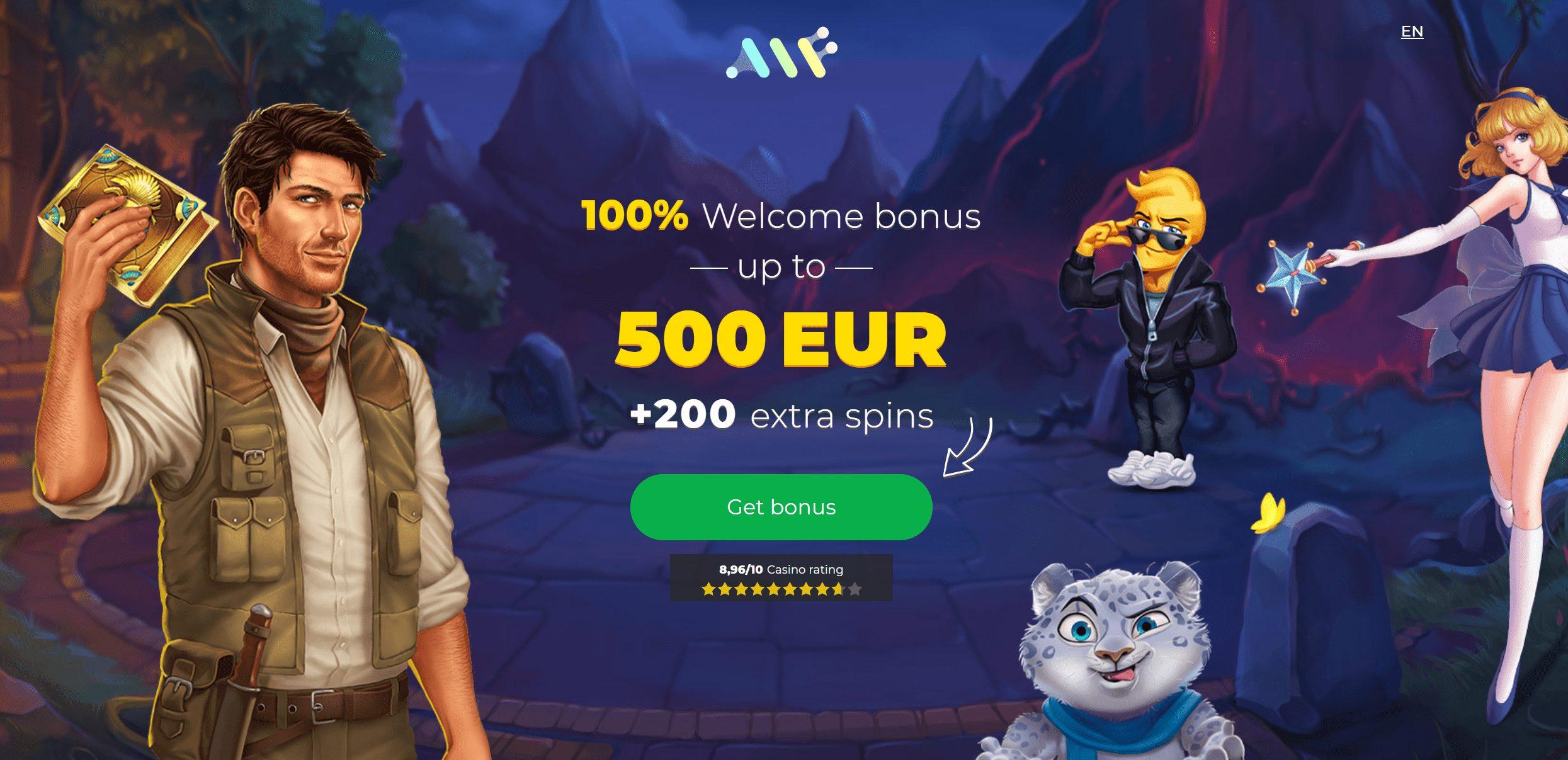 Alf casino review
