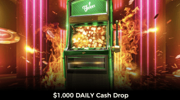 Mr Green Casino $1,000 Daily Cash Drop Promo Still in Full Swing