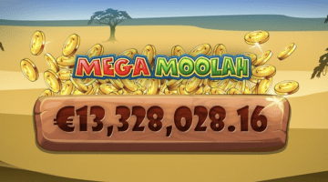 Mega Moolah Progressive Jackpot Slots Collection continue de croître