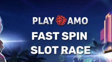 Playamo Casino 12 Hour Slot Races $10,500 and 14,000 Free Spins Weekly