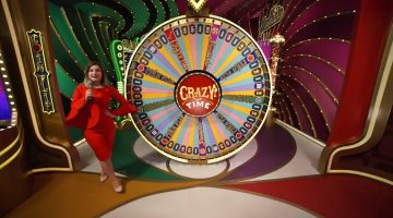 Crazy Time Wheel of Fortune Pays Out Million Euro Prizes!